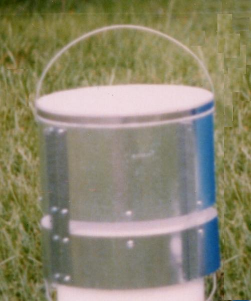 Sagebrush E2 Exclusion Trap available from Rincon-Vitova Insectaries